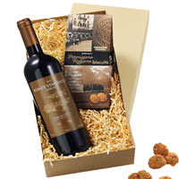 Gift Basket Wine