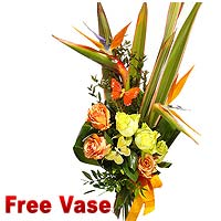 Send Fresh Flowers Bouquet to Germany