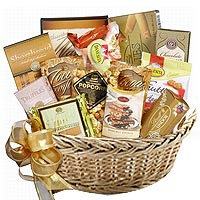 Energetic Large Gourmet Hamper